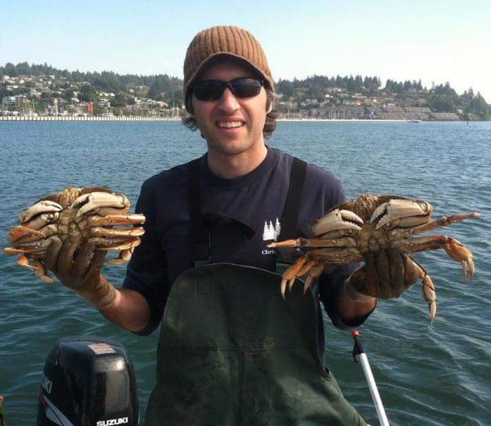 crabbing and how to go catch crab instructions and guide