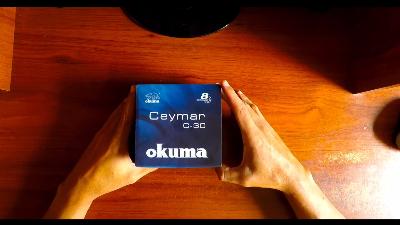 okuma ceymar review unboxing
