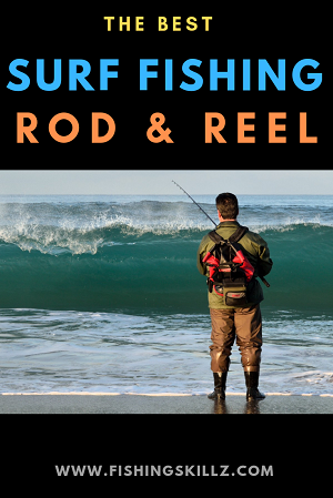 The Best SURF FISHING ROD and REEL COMBO (Top 5 Reviews)