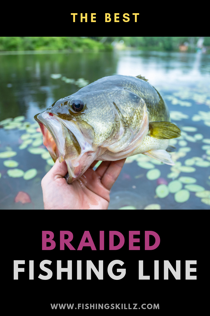 The Best Braided Fishing Line For Spinning Reels (Top 5