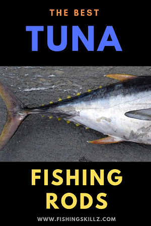 saltwater fishing rods for tuna