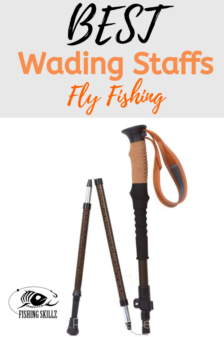 walking stick for fly fishing in rivers