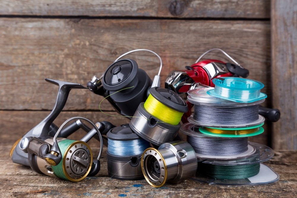How Much Fishing Line To Put On A Spinning Reel Fishing Skillz