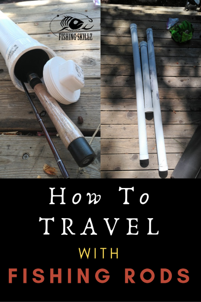 how to travel with fishing rods