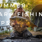 tips for carp fishing in the summer