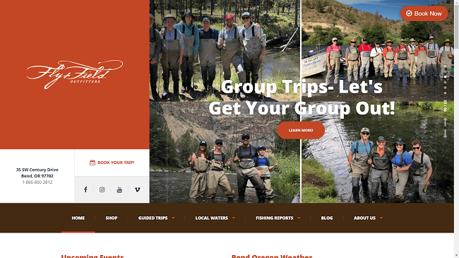 bend oregon fly fishing guide fly and field outfitters