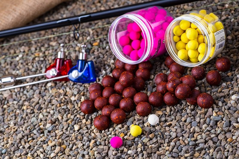 boilies are a classic carp fishing bait