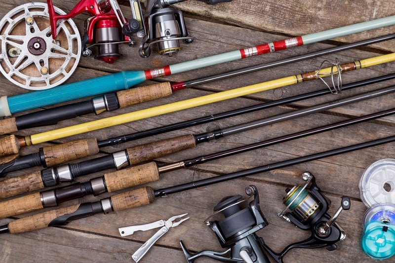 brands of fishing rods