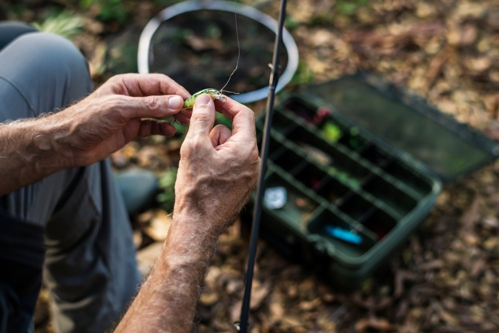 Basic Trout Fishing Tackle